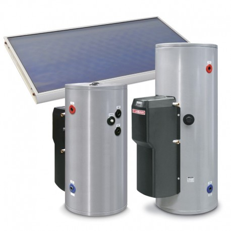 KIT  FORZADO DE ENERGIA SOLAR TERMICA LASIAN SOLMATIC DUO 300L